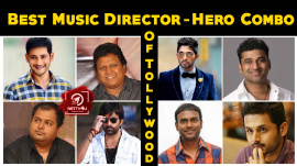Best Music Director-Hero Combo Of Tollywood
