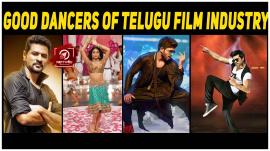 Good Dancers Of Telugu Film Industry