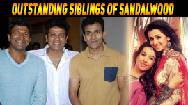 Outstanding Siblings Of Sandalwood