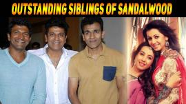 Outstanding Siblings Of Sandalwood