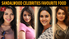 Sandalwood Celebrities Favourite Food