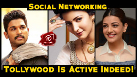 Social Networking: Tollywood Is Active Indeed!