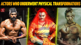 Ten Actors Who Underwent Physical Transformations For Their Movie Roles