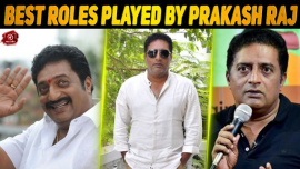 Top 10 Best Roles Played By Prakash Raj