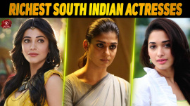 Top 10 Richest South Indian Actresses 2015-16
