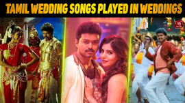 Top 10 Tamil Wedding Songs Played In Weddings