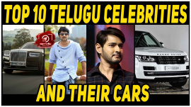 Top 10 Telugu Celebrities And Their Cars