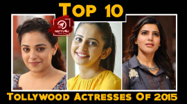 Top 10 Tollywood Actresses Of 2015