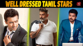 Top 10 Well Dressed Tamil Stars