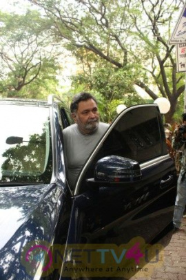 Rishi Kapoor Came To Bandra