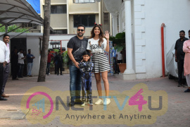Shilpa Shetty Son Viaan Raj Kundra Birthday Party In Residence