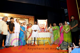 Vairamuthu Spotted In Jayakanthan Function Images