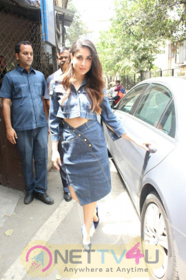 Veere Di Wedding Cast Spotted At Dubbing Studio In Bandra Best Images