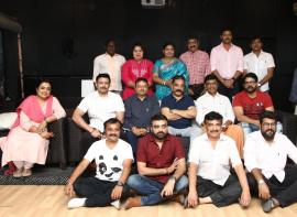 Nadigar Sangam Swamy Sankaradas Team Meets Kamal Haasan Pics