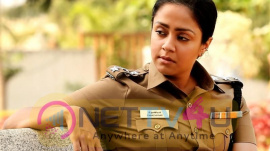 Jyothika Tamil Film Naachiyaar In Telugu As Jhansi Photos  Telugu Gallery