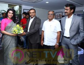 Samantha Participated In a Phonak Telugu Gallery