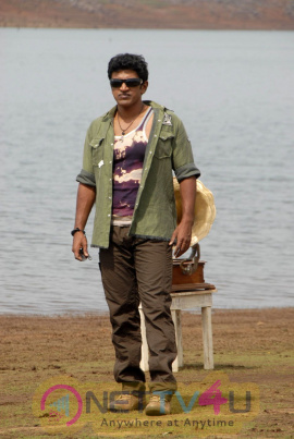 Puneeth Rajkumar's Exclusive Images Kannada Gallery