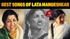Top 10 Best Golden Collection Songs Rendered By Evergreen Singer Lata Mangeshkar