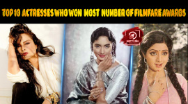 Top 10 Bollywood Actresses Who Won A Maximum Of Filmfare Awards