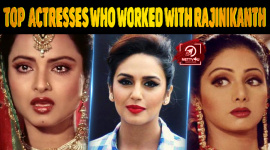 Top 10 Bollywood Actresses Who Worked With Rajinikanth