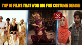 Top 10 Films That Won Big For Costume Design