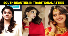 10 Ethnic Dress Ideas From South Indian Actresses