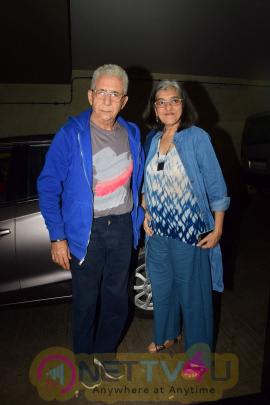 Celebrities At An Insignificant Man Movie Special Screening Images