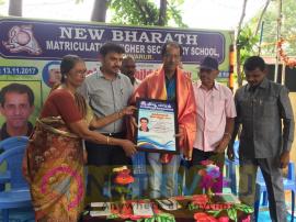 Comedy Actor Vaiyapuri At Children Day Event Pics