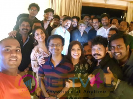 Sarkar Movie Success Celebration Stills