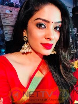 V J Diya Menon Lovely Pics Tamil Gallery