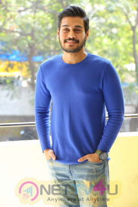 Actor Ram Karthik Interview Pics