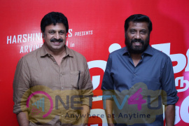 Bhaskar Oru Rascal Movie Audio Release Stills