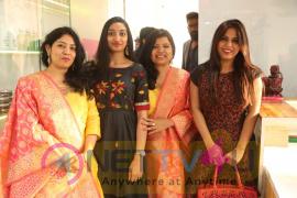 Glam Studio Launch By Actress Reethu Varma Photos Telugu Gallery
