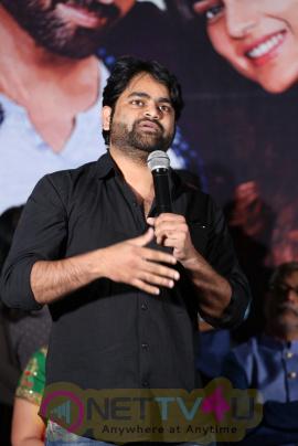 Malli Raava Movie Success Meet Stills Telugu Gallery