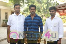 Suttu Pidikka Utharavu Movie Pooja Pics Tamil Gallery