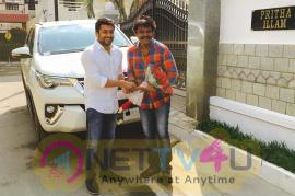 Actor Suriya Gifted Car To Director Hari Tamil Gallery