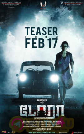 Dora Movie Trailer Release Date Poster Tamil Gallery
