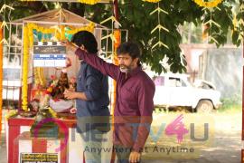 Asura Guru Movie Pooja  Images Tamil Gallery