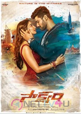 Saakshyam Movie Poster