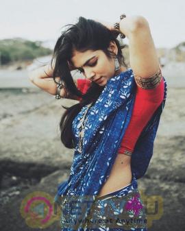 Actress Malavika Mohanan Mallu Rare Stunning Photos Malayalam Gallery