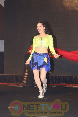Actress Sunny Leone Hottest Stage Pics In Rogue Audio Launch  Telugu Gallery