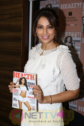 Bipasha Basu Unveils Health & Nutrition Success Issue Stills Hindi Gallery