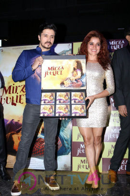 Bollywood Movie Mirza Juliet Music Launch Event Photos Hindi Gallery