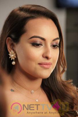 Interaction With Sonakshi Sinha For Nach Baliye Season 8 Stills