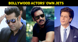 Ten Bollywood Actors And Their Own Jets