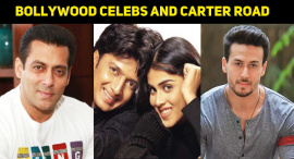 Ten Bollywood Celebrities Who Are Frequently Spotted At Carter Road