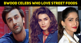 Ten Bollywood Celebrities Who Love To Eat Street Foods