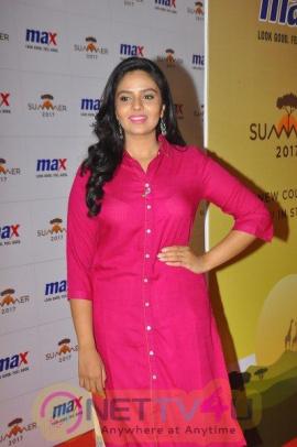 Actress Sree Mukhi Stunning Pics
