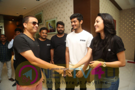 Mehbooba Movie Press Meet Pics  Telugu Gallery