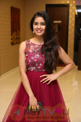Amritha Aiyer Came To Kaasi Preview Show Hindi Gallery